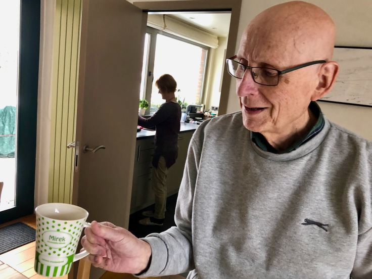 Mirek Cerny in memoriam Hendrik Vanden Abeele 2019