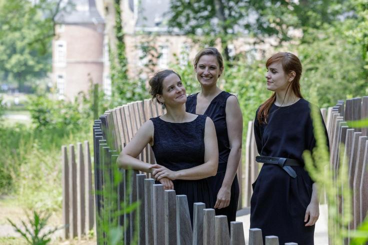 Psallentes Sarah Abrams Kerlijne Van Nevel Veerle Van Roosbroeck 2019 Alden Biesen
