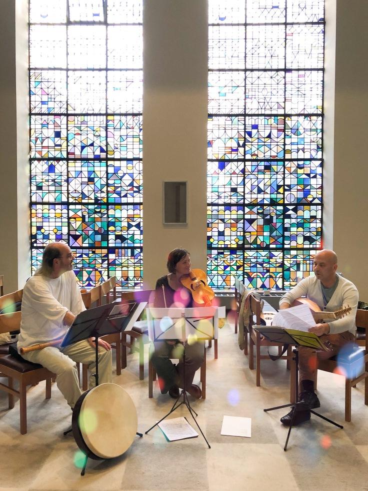 Zefiro Torna Psallentes Llibre Vermell de Montserrat 2019