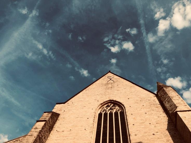 Psallentes Begijnhofkerk Leuven 2019 Corpus Christi