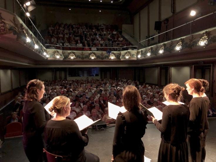 Psallentes bij Markant Mechelen Nationale Cultuurdag 2019