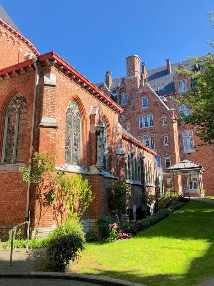 Psallentes Hildegard Dominicanen Brussel
