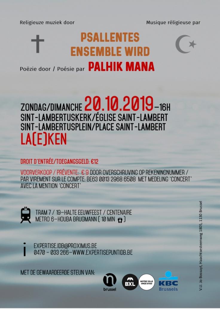 Psallentes Laken 2019 2